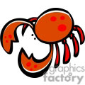 cartoon crab gif, png, jpg