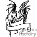 dragons template 009