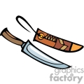 indian indians native americans western navajo knife knifes vector eps jpg png clipart people gif gif, png, jpg, eps