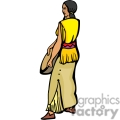 indian indians native americans western navajo baskets female vector eps jpg png clipart people gif gif, png, jpg, eps