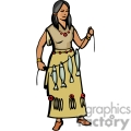 indian indians native americans western navajo female cooking fish vector eps jpg png clipart people gif gif, png, jpg, eps
