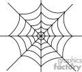 simple spider web
