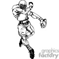 Football player 085