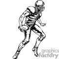 Football player 055