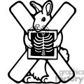 Letter X X-Ray