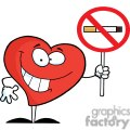 2914-red-heart-holding-up-a-no-smoking-sign  gif, png, jpg, eps, svg, pdf