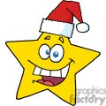 3014-Happy-Chrismas-Star-Smiling