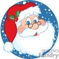 3745-Classic-Santa-Claus-Head