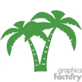 two green palm trees gif, png, jpg, eps, svg, pdf