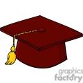 4283-Red-Graduate-Cap