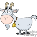 4358-Goat-Cartoon-Character