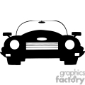 4329-cartoon-silhouette-convertible-car  gif, png, jpg, eps, svg, pdf