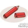 Cartoon highlighter pen