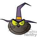 cartoon black cat gif, png, jpg, eps, svg, pdf