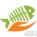 fish being held 029  gif, png, jpg, eps, svg, pdf