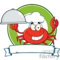Crab-Chef-Cartoon-Mascot-Logo