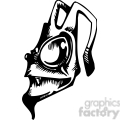 insect head clipart