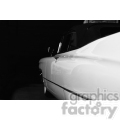 black and white Cadillac photo