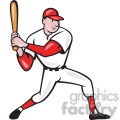 baseball player batting side kneel  gif, png, jpg, eps, svg, pdf