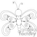 butterfly 02  gif, png, jpg, eps, svg, pdf