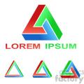 logo template penrose 006