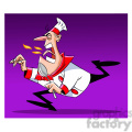 cartoon chef with mouth on fire hot food  gif, png, jpg, eps, svg, pdf