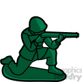 toy military soldier illustration graphic