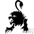 lion svg cut file