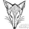 lutz br er fox 1921 outline vintage fox vector vintage 1900 vector art gf  gif, png, jpg, eps, svg, pdf