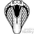 cobra vector art tattoo design