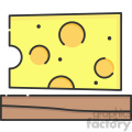 Cheese clip art vector images