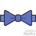 Bowtie clip art vector images