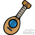 cartoon guitar image