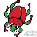 cartoon stink bug clipart