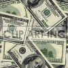 money tiled background for web site