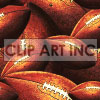 Football tiled background