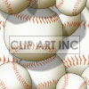 baseball tiled background