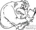 Gorilla009_ss_bw