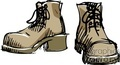 brown work boots gif, jpg