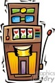 gambling casino casinos las vegas slot machine machines   lv075-c clip art entertainment las vegas