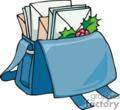 Satchel Full of Christmas Letters
