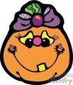 girl pumpkin
