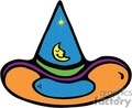 halloween halloweens scary witches witch hat hats   witchhat001_prc clip art holidays halloween witch  gif, jpg, eps