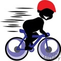 boy riding a bicycle gif, jpg, eps