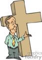 christian religion religious cross man guy lds   christian023_ssc_c_ clip art religion christian  gif