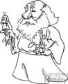 religion religious christian dove doves monk monks bunny lds   christian059_ssc_bw_ clip art religion christian  gif
