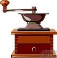 old fashioned grinder