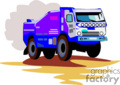 heavy equipment construction truck trucks   transport_04_059 clip art transportation land  gif