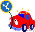 accident accidents car cars crash ill   transport_04_084 clip art transportation land