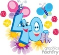 birthday birthdays anniversary anniversaries celebration celebrate 40 40th flower flowers love gif, png, jpg, eps
